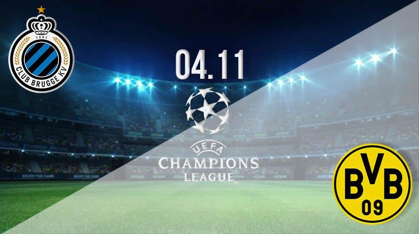 Club Brugge vs Borussia Dortmund Prediction: UEFA Champions League on 04.11.2020