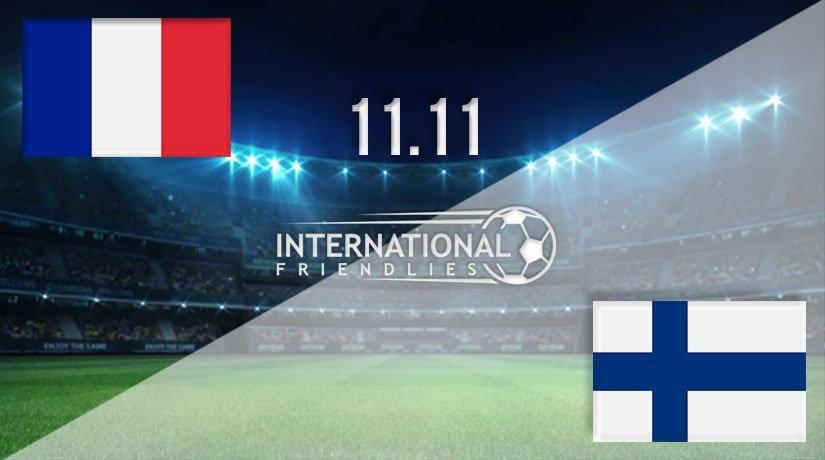 France vs Finland Prediction: International Friendly Match on 11.11.2020
