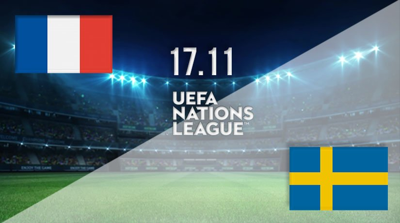 France vs Sweden Prediction: Nations League Match on 17.11.2020