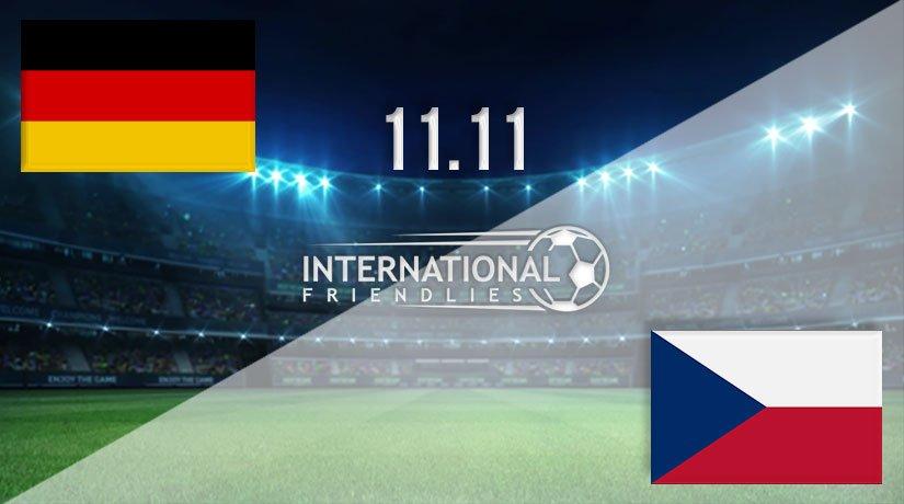 Germany vs Czech Republic Prediction: International Friendly Match on 11.11.2020