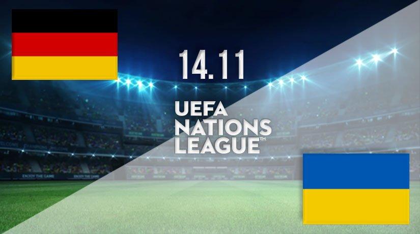 Germany vs Ukraine Prediction: Nations League Match on 14.11.2020