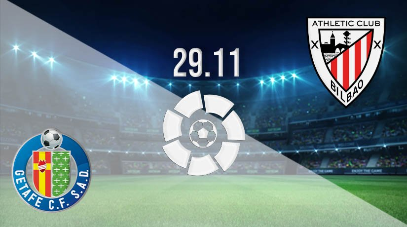 Getafe vs Athletic Bilbao Prediction: La Liga Match on 29.11.2020