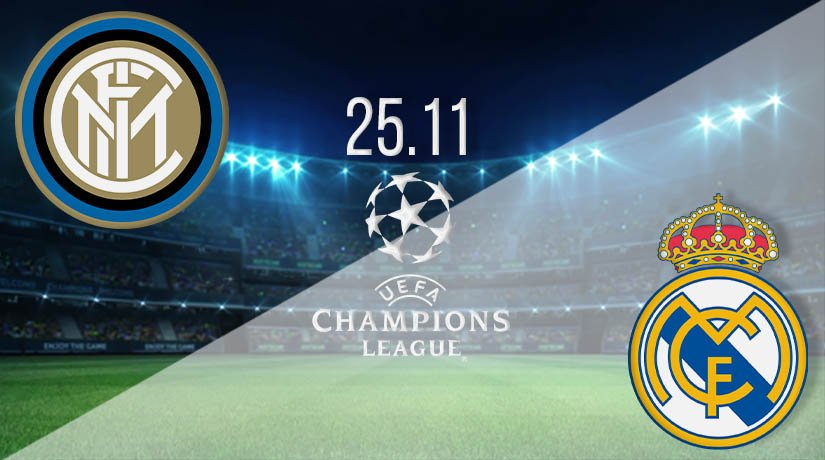 Inter Milan vs Real Madrid  Prediction: UEFA Champions League on 25.11.2020