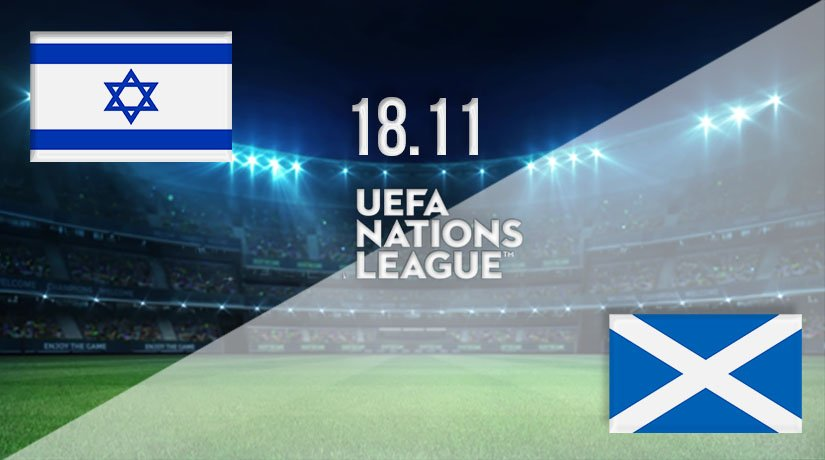 Israel vs Scotland Prediction: Nations League Match on 18.11.2020
