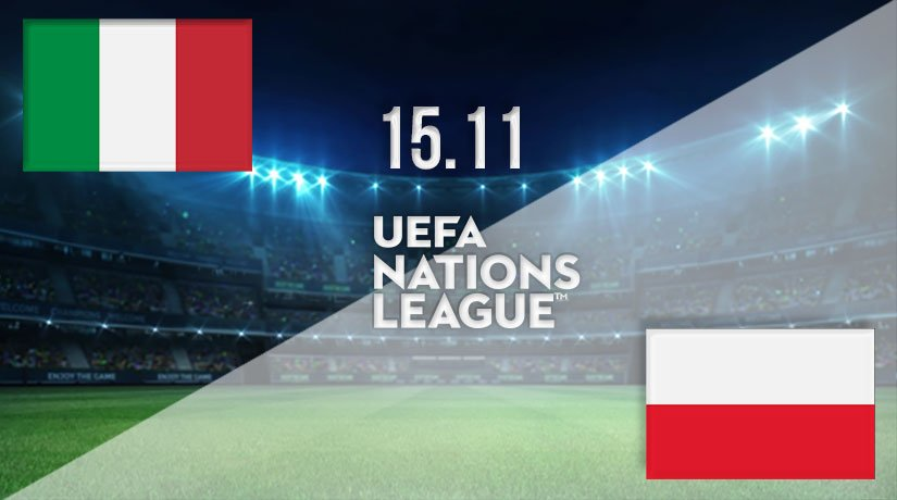 Italy vs Poland Prediction: Nations League Match on 15.11.2020