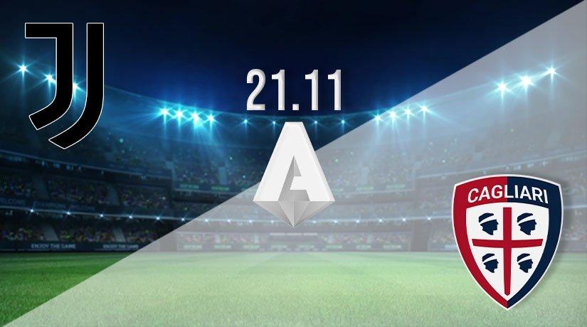 Juventus vs Cagliari Prediction: Serie A Match on 21.11.2020