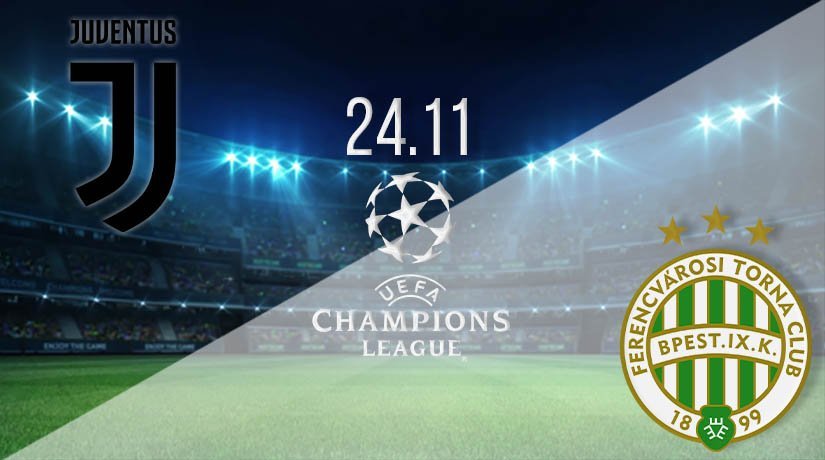 Juventus vs Ferencvarosi TC  Prediction: UEFA Champions League on 24.11.2020