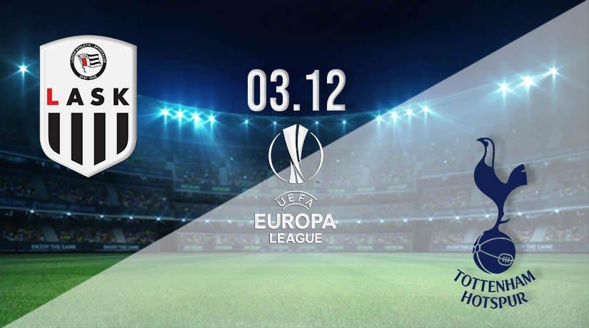 LASK vs Tottenham Hotspur Prediction: UEFA Europa League Match on 03.12.2020