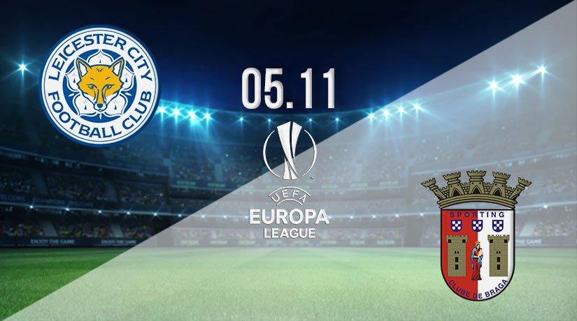 Leicester City vs Braga Prediction: UEFA Europa League Match on 05.11.2020