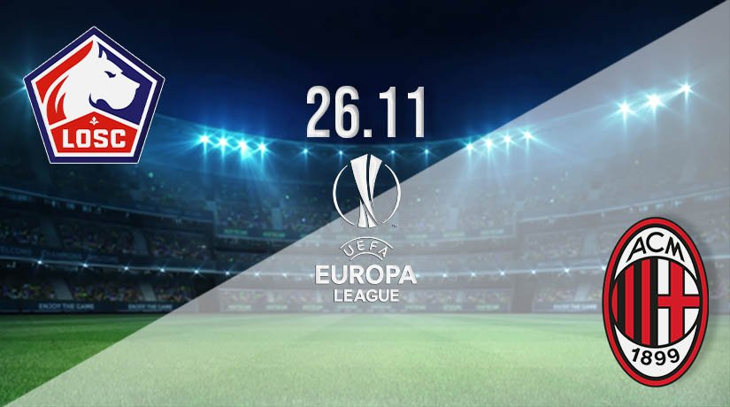 Lille vs AC Milan Prediction: UEFA Europa League Match on 26.11.2020