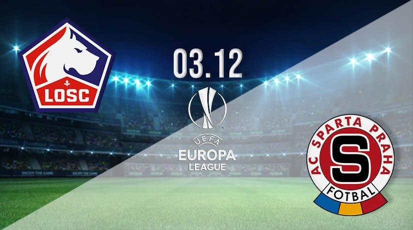 Lille vs Sparta Prague Prediction: UEFA Europa League Match on 03.12.2020