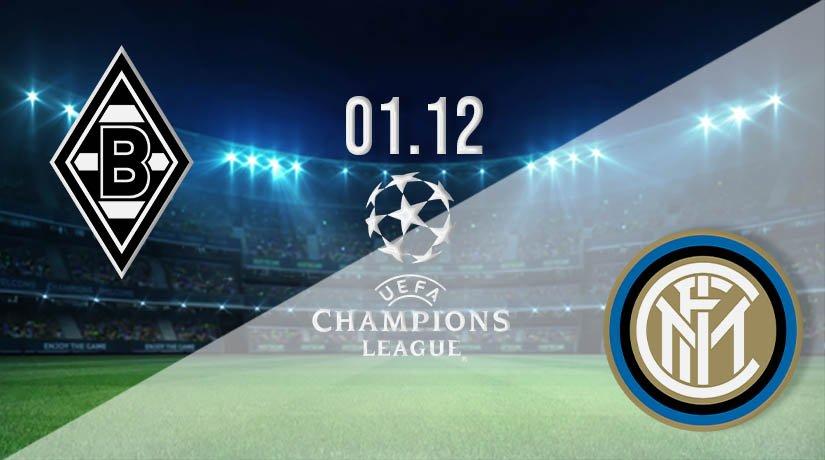 Monchengladbach vs Inter Milan Prediction: UEFA Champions League on 01.12.2020