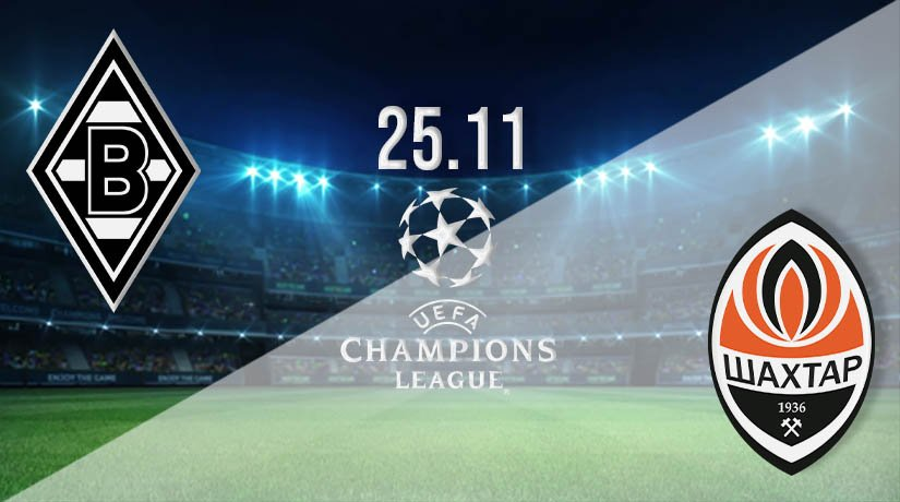 Monchengladbach vs Shakhtar Prediction: UEFA Champions League on 25.11.2020