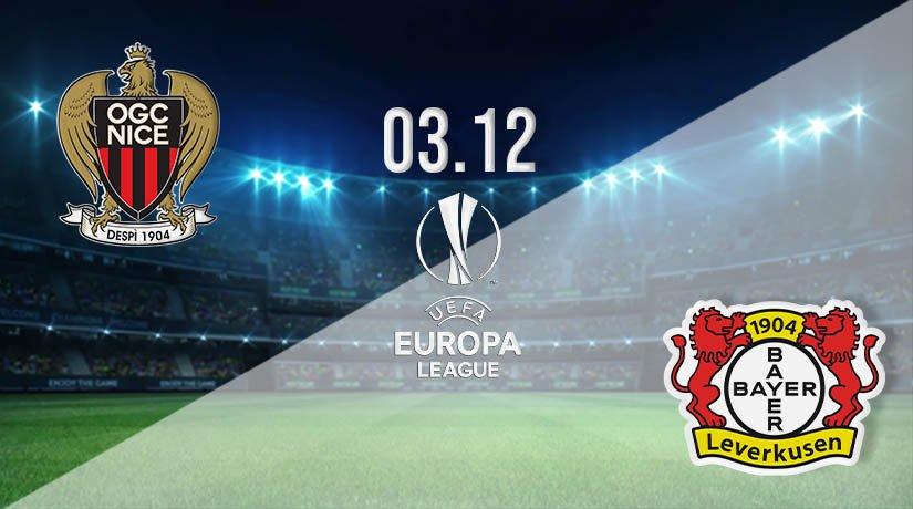 Nice vs Bayer Leverkusen Prediction: UEFA Europa League Match on 03.12.2020