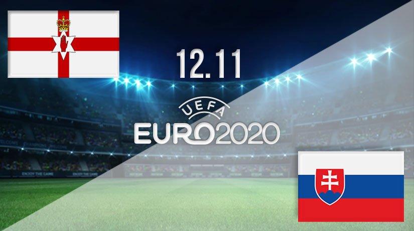 Northern Ireland vs Slovakia Prediction: UEFA Euro 2020 Play-offs on 12.11.2020