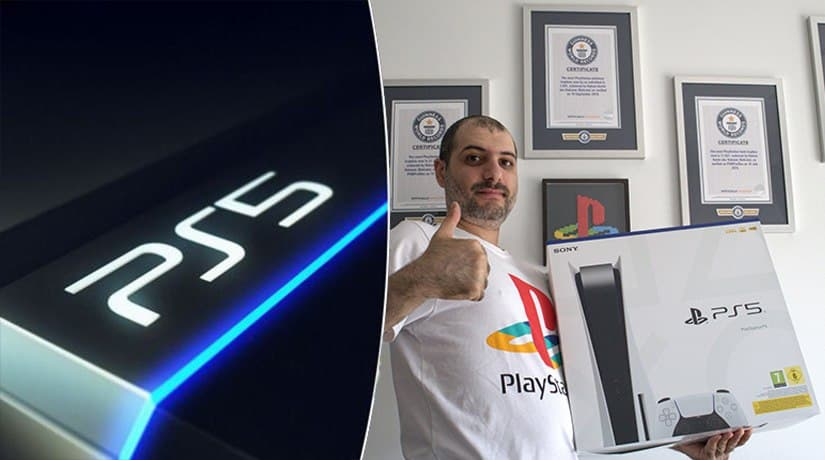 Sony gives PS5 to the gamer with the most achievements on the PS Network
