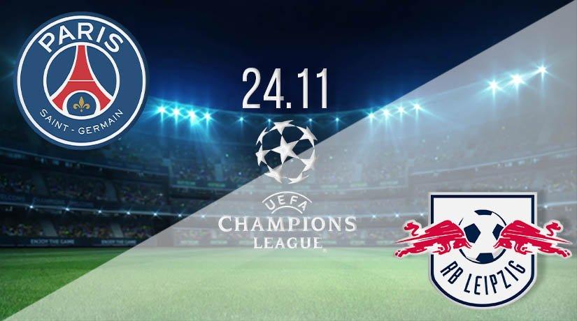 PSG vs RB Leipzig Prediction: UEFA Champions League on 24.11.2020