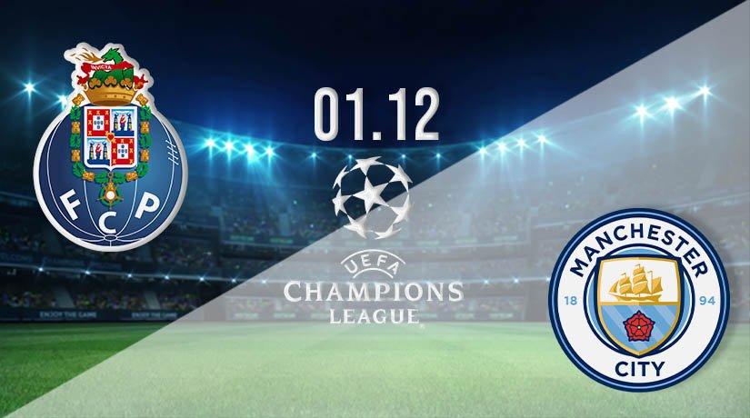 Porto vs Man City Prediction: UEFA Champions League on 01.12.2020