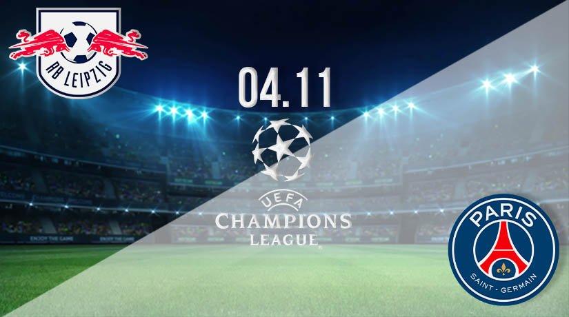 RB Leipzig vs PSG Prediction: UEFA Champions League on 04.11.2020