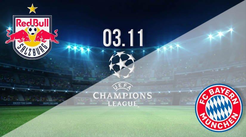 RB Salzburg vs Bayern Munich Prediction: UEFA Champions League on 03.11.2020