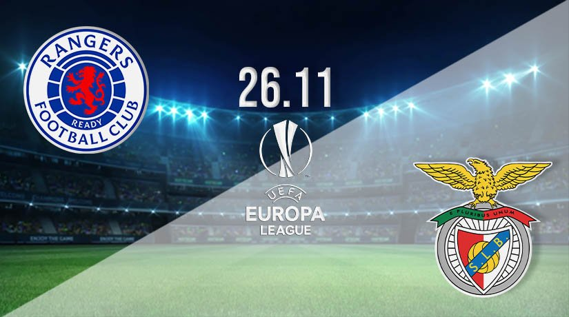 Rangers vs Benfica  Prediction: UEFA Europa League Match on 26.11.2020