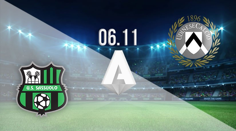 Sassuolo vs Udinese Prediction: Serie A Match on 06.11.2020