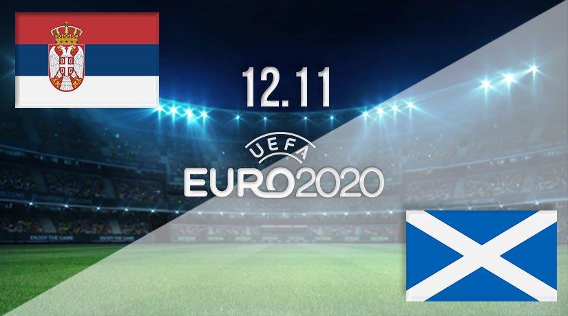 Serbia vs Scotland Prediction: UEFA Euro 2020 Play-offs on 12.11.2020