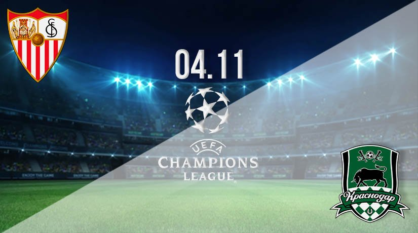 Sevilla vs Krasnodar Prediction: UEFA Champions League on 04.11.2020