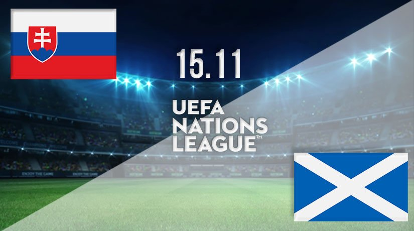 Slovakia vs Scotland Prediction: Nations League Match on 15.11.2020