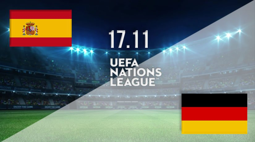 Spain vs Germany Prediction: Nations League Match on 17.11.2020