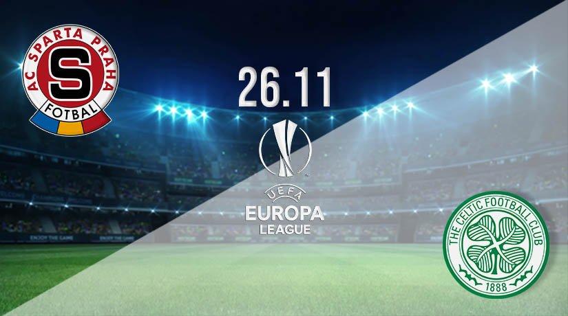 Sparta Prague vs Celtic Prediction: UEFA Europa League Match on 26.11.2020
