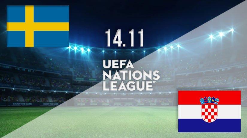 Sweden vs Croatia Prediction: Nations League Match on 14.11.2020