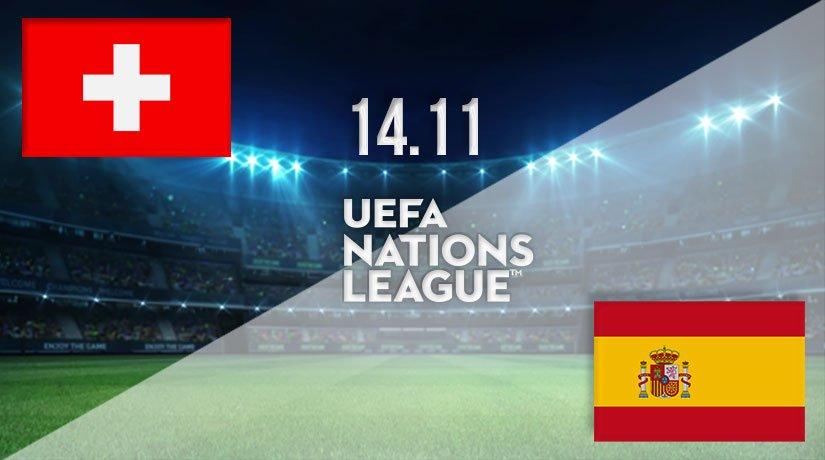 Switzerland vs Spain Prediction: Nations League Match on 14.11.2020