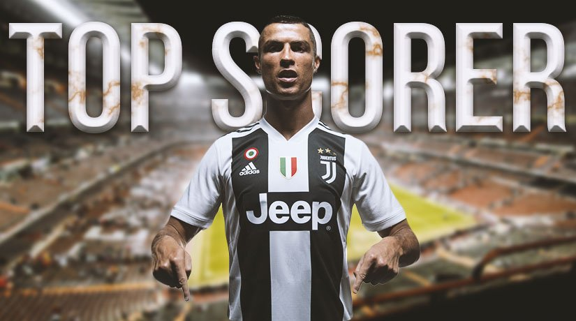 Cristiano Ronaldo climbs to 4th place in list of top scorers