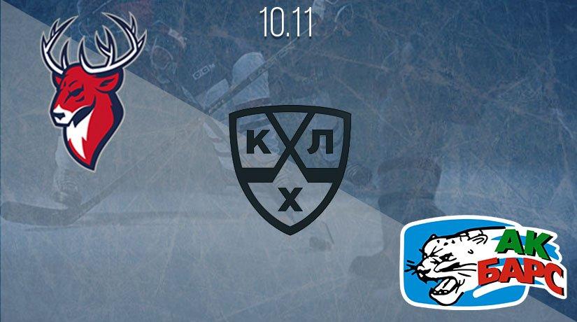 KHL Prediction: Torpedo vs Ak Bars on 10.11.2020