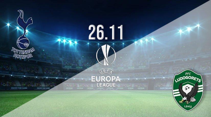 Tottenham Hotspur vs Ludogorets Prediction: UEFA Europa League Match on 26.11.2020