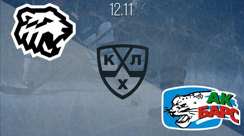 KHL Prediction: Traktor vs Ak Bars on 12.11.2020