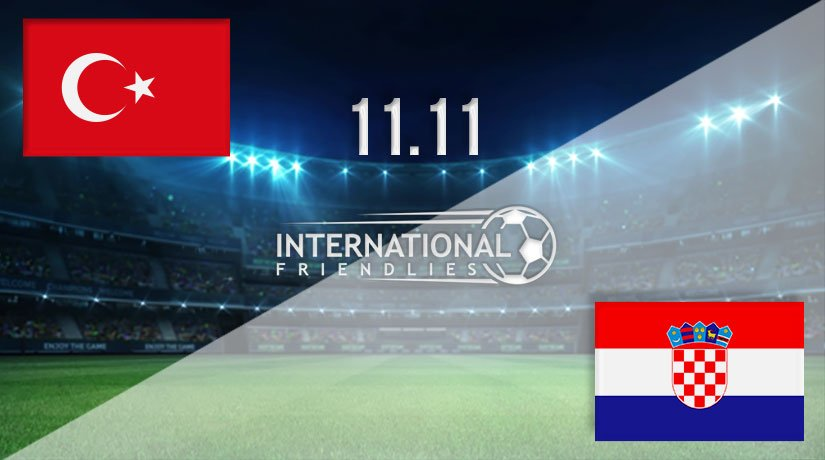 Turkey vs Croatia Prediction: International Friendly Match on 11.11.2020