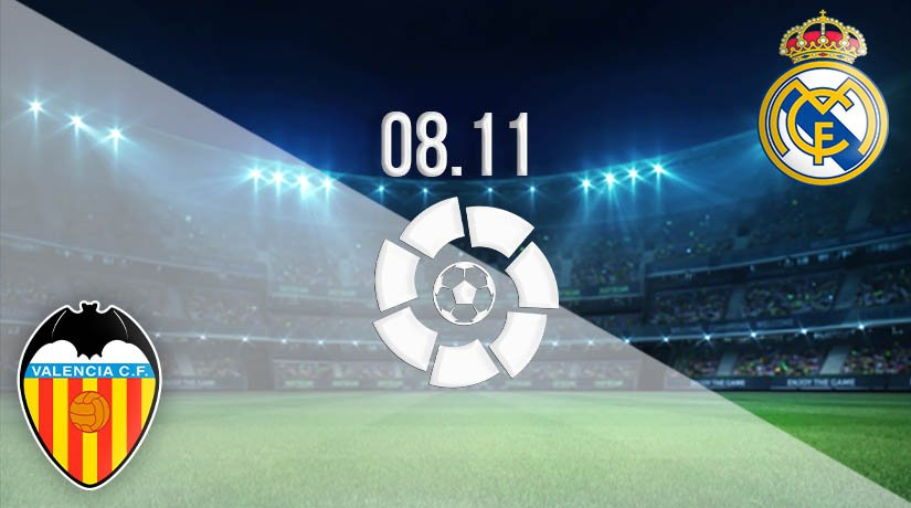 Valencia vs Real Madrid Prediction: La Liga Match on 08.11.2020