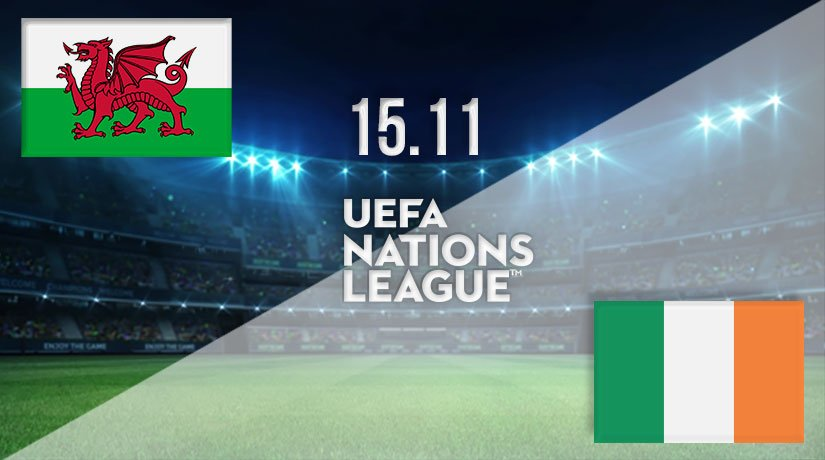 Wales vs Ireland Prediction: Nations League Match on 15.11.2020