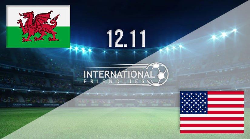 Wales vs USA Prediction: International Friendly Match on 12.11.2020