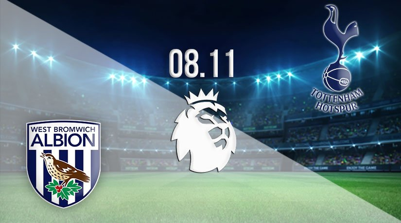 West Bromwich Albion vs Tottenham Hotspur Prediction: Premier League Match on 08.11.2020