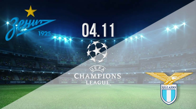 Zenit St Petersburg vs Lazio Prediction: UEFA Champions League on 04.11.2020