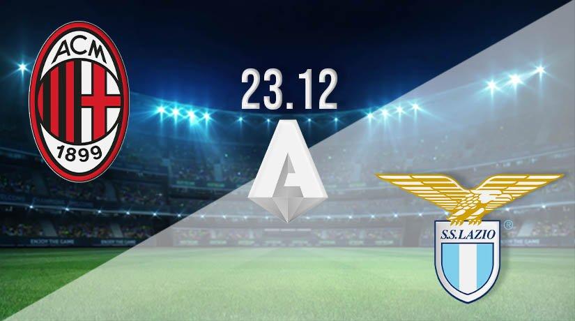 AC Milan vs Lazio Prediction: Serie A Match on 23.12.2020