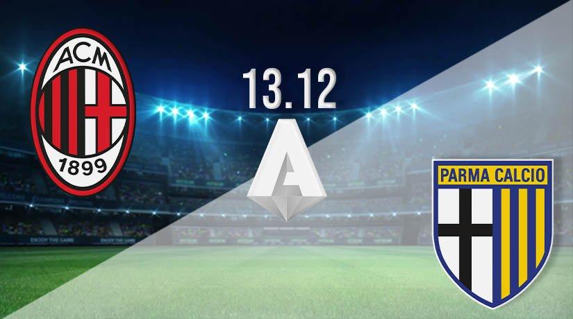 AC Milan vs Parma Prediction: Serie A Match on 13.12.2020