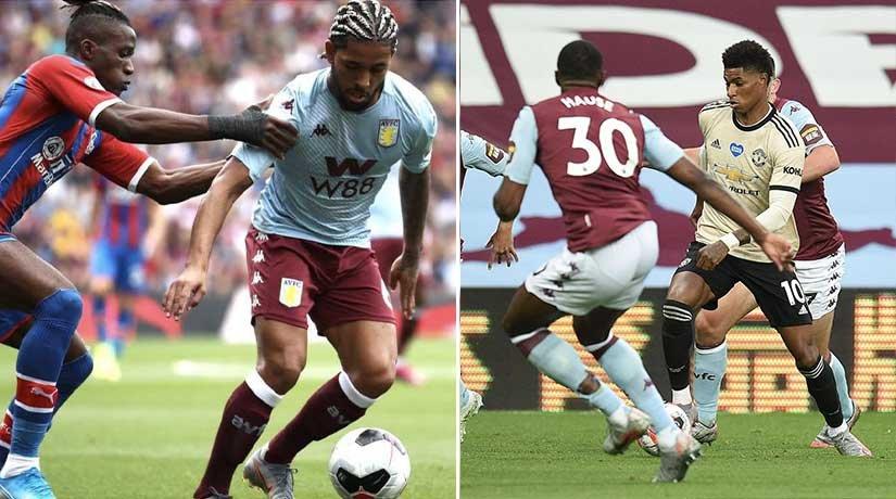 Aston Villa vs Crystal Palace Players
