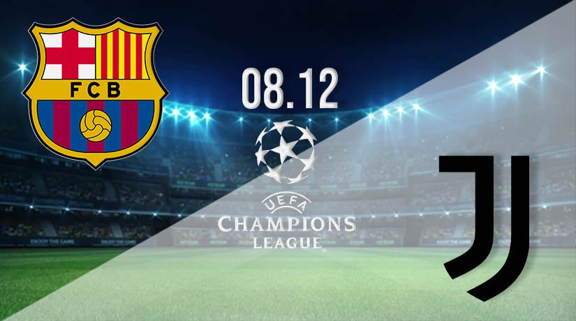 Barcelona vs Juventus Prediction: UEFA Champions League on 08.12.2020