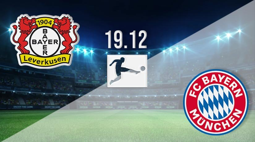 Bayer Leverkusen vs Bayern Munich Prediction: Bundesliga Match on 19.12.2020