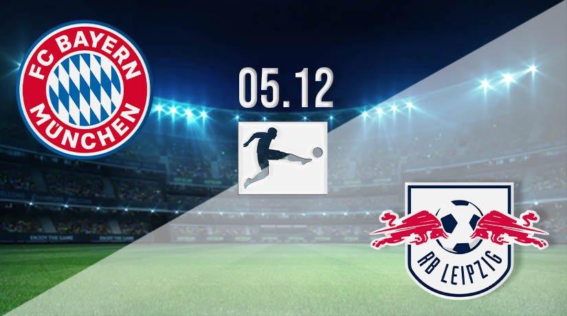 Bayern Munich vs RB Leipzig Prediction: Bundesliga Match on 05.12.2020