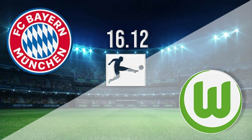 Bayern Munich vs Wolfsburg Prediction: Bundesliga Match on 16.12.2020